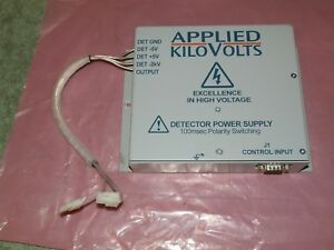 Applied Kilovolts Ms005mzz569 Detector Power Supply Switch