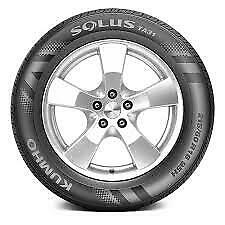 4 New Kumho Solus Ta31 195 65r15 Bsw 91h 195 65 15