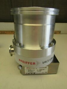 Pfeiffer Tmh 261 Dn100 Iso k 3p Turbo Molecular Pump Xlnt Used Takeout M o