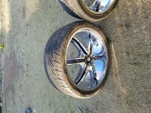 24 Inch Milani Wheels And Tires