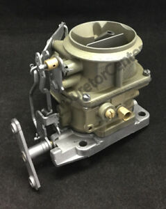 1957 Gmc Truck V8 347ci Stromberg Ww Carburetor Remanufactured