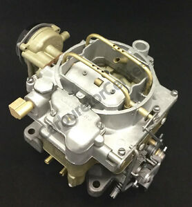 1956 1961 Chevrolet Corvette Carter Wcfb Carburetor Remanufactured