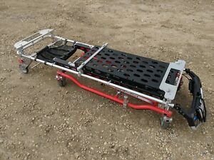 2014 Ferno Electric Powerflexx Power Flexx Flex Plus Cot Ambulance Stretcher