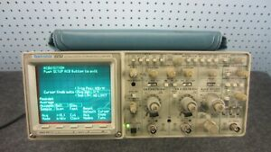 Tektronix 2232 100mhz Digital Analog Storage Oscilloscope 2 channel Rs 232c