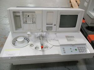 Instrumentation Laboratory Acl 1000 Automated Coagulation Laboratory