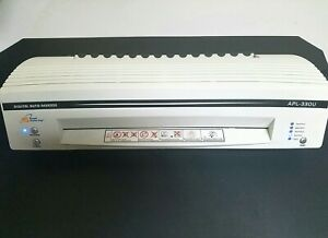 Royal Sovereign Apl 330u 13 Thermal And Cold 4 Roller Pouch Laminator