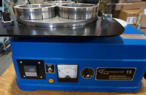Lapmaster 15 With Stainless Steel Platen