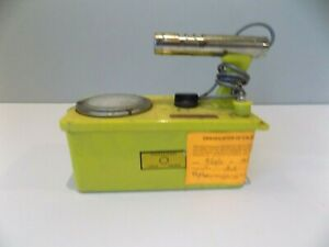 Victoreen Cdv 700 Model 6a Geiger Counter Cold War Prep Prepper Vintage read