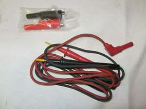 Simpson Test Lead Set For Vom 48 Inch
