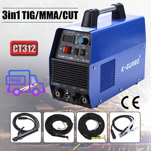 Ct312 Tig mma Welder Plasma Cutter Multi Welding Machine Accessories