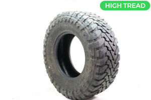 Used Lt 35x12 5r17 Toyo Open Country Mt 125q 14 32