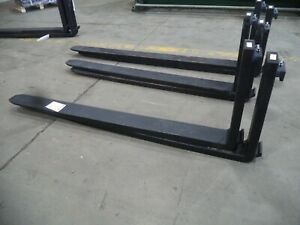 New Class Iii Forklift Forks 72 X 6 X 2