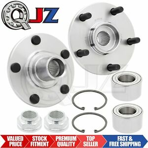 For 2002 2003 Toyota Camry 2 4l front Pair 2 wheel Hub Assembly Replacement Kit