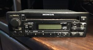 1999 2000 Honda Civic Am fm Factory Radio Receiver Cd Player 39100 s01 a300 Oem