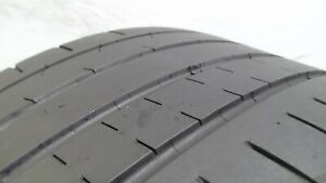 245 35 18 Michelin Pilot Super Sport X With Over 58 Life 5 32s 4883 92y
