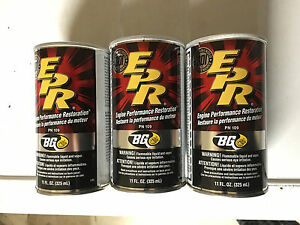 Bg Epr 109 Engine Performance Restoration 3 Cans