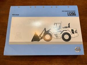 Volvo Construction Equipment L120g Parts Catalog