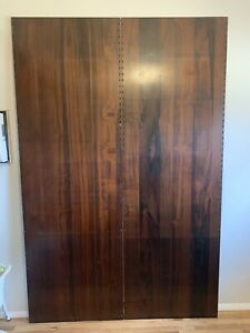 Rare Rosewood Cadovius Cado Wall Panels For Shelving System Wall Unit
