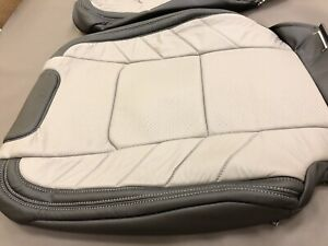2019 Ford F150 Super Crew Xlt Katzkin Leather Seat Covers With Heating