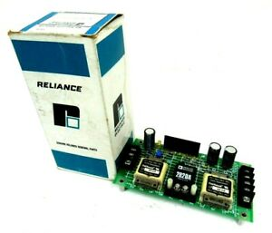 New Reliance Electric 0 55325 9 Voltage To Isolator Board 0553259