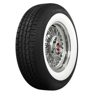 American Classic Whitewall Radial P215 70r16 99s 2 Ww Quantity Of 1