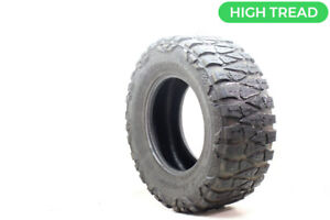 Used Lt 33x12 5r17 Nitto Extreme Terrain Mud Grappler 120q 9 5 32