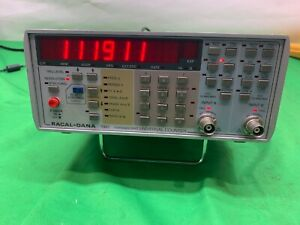 Racal Dana 1991 Nanosecond Universal Counter For Parts not Working