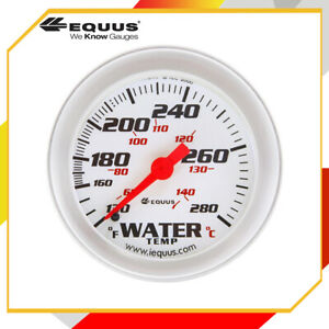 Equus 8242 8000 Series Water Temp Gauge