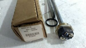 Water Heating Element Backer Ehp Inc Sg 2603 480v 6000w