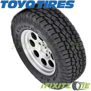 1 Toyo Open Country A T Ii P255 70r16 109s On Off Road All Terrain Tires