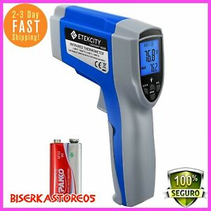 Digital Infrared Laser gun Thermometer Temperature Thermal Heat Sensor Gauge Ir