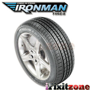 1 Ironman Rb 12 Nws 205 70r15 96s White Wall All Season High Performance Tires