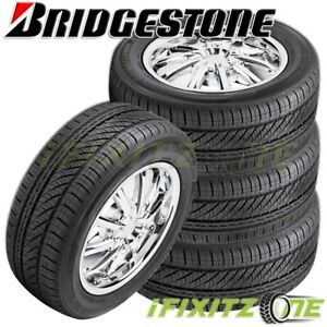4 Bridgestone Turanza Serenity Plus 255 45r18 103w Xl Luxury Performance Tires