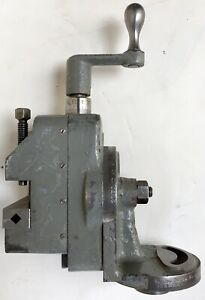 South Bend 9 10k Metal Lathe Milling Attachment Made In The Usa