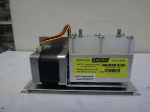 Thermo Ics 3 5 Vacuum Pump Degasser 062090 tested Exchange Us Only