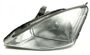 2000 2002 Ford Focus Single Left Front Head Light Lamp Part Number 354z13008cd