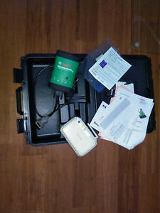 Used Bosch Mastertech Vci Auto Scan Too J2534 Programmer Router And Software