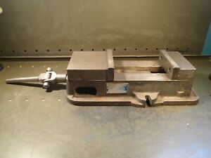 Kurt D675 Mill Milling Vise 6 Wide Jaws Opens 6 7 8 Made In Usa Used Good