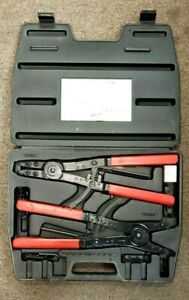 Matco Tools Mst4513 Heavy Duty Snap Ring Pliers Set Nice