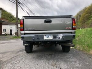 Full Size Gmc And Chevy Truck Rear Bumper 1999 2007