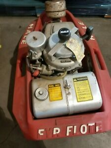 Hale Fyr Flote Portable Fire Pump