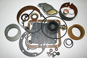 Ford C4 1965 1969 Master Rebuild Kit C 4 Automatic Transmission Overhaul Mercury