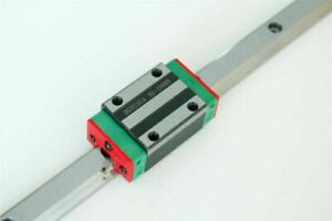 Hgr15r 15mm Linear Rail Guide Slide Cnc 1500mm With Hgh15ca Slide Block Us Stock