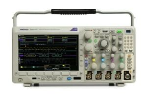 Tektronix Mdo3054 500 Mhz 4 Channel Mixed Domain Oscilloscope New