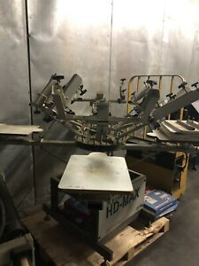 Screen Printing Lawson Plus Dryer More Pics If You Want