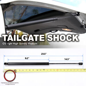 2 Rear Door Hatch Liftgate Tailgate Lift Supports Shock 07 14 Cadillac Escalade