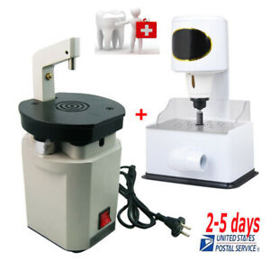Dental Lab Pindex Drill Pin System grind Inner Model Arch Trimmer Trimming Usa
