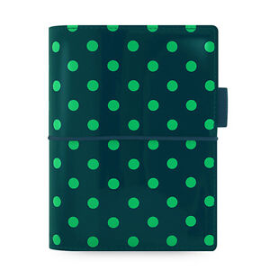 Filofax Pocket Size Domino Patent Organiser Planner Diary Book Pine Spots Gifts