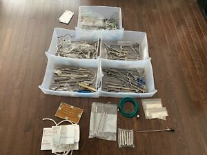 Lot Of Assorted Medical Orthopedic Surgical Soft Tissue Instruments 80