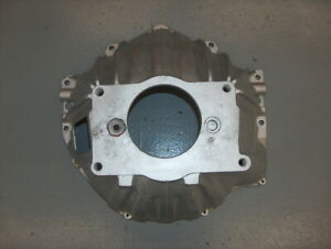 Chevy Z28 Rs Camaro 10 Aluminum 4 Speed Bell Housing 3858403 Chevelle Ss